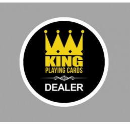 King Dealer Button